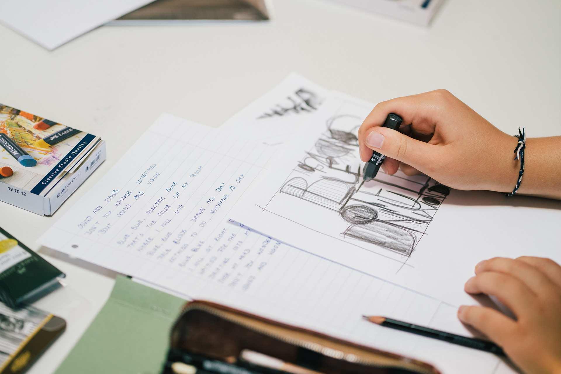 Mappenberatung Designakademie Rostock