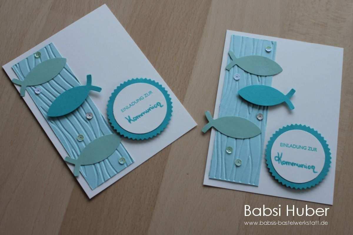 Kommunionskarte Basteln Einladung Zur Kommunion Kommunionskarte Gluckwunschkart Einladung Kommunion Einladungskarten Kommunion Selber Machen Kommunionkarten