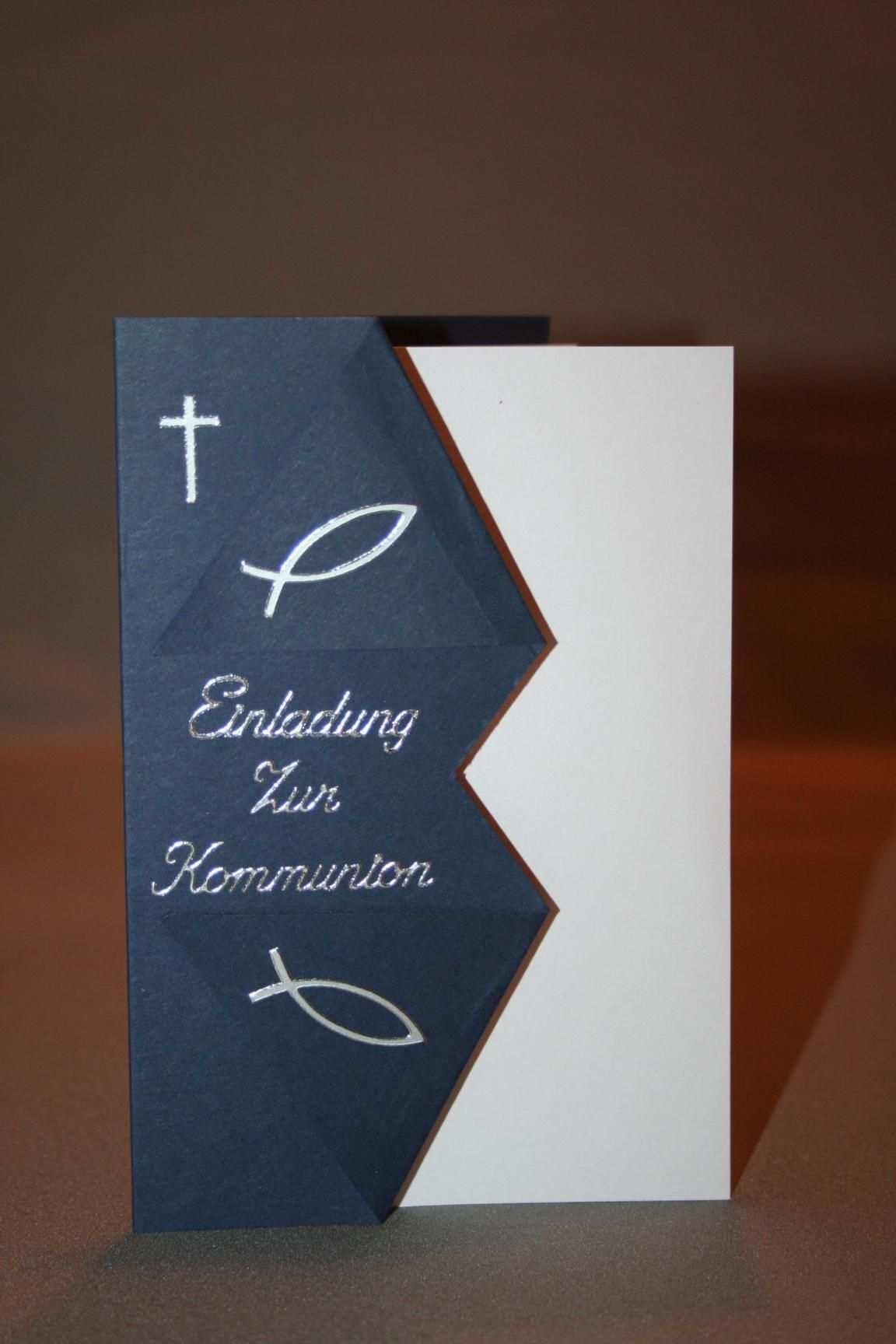 Einladungskarten Fur Konfirmation Selber Basteln Einladungskarten Konfirmation Einladungskarten Einladungen