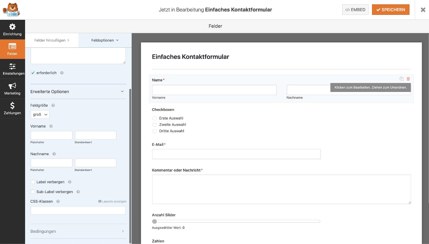 Wordpress Kontaktformular Plug Ins Im Vergleich Ionos