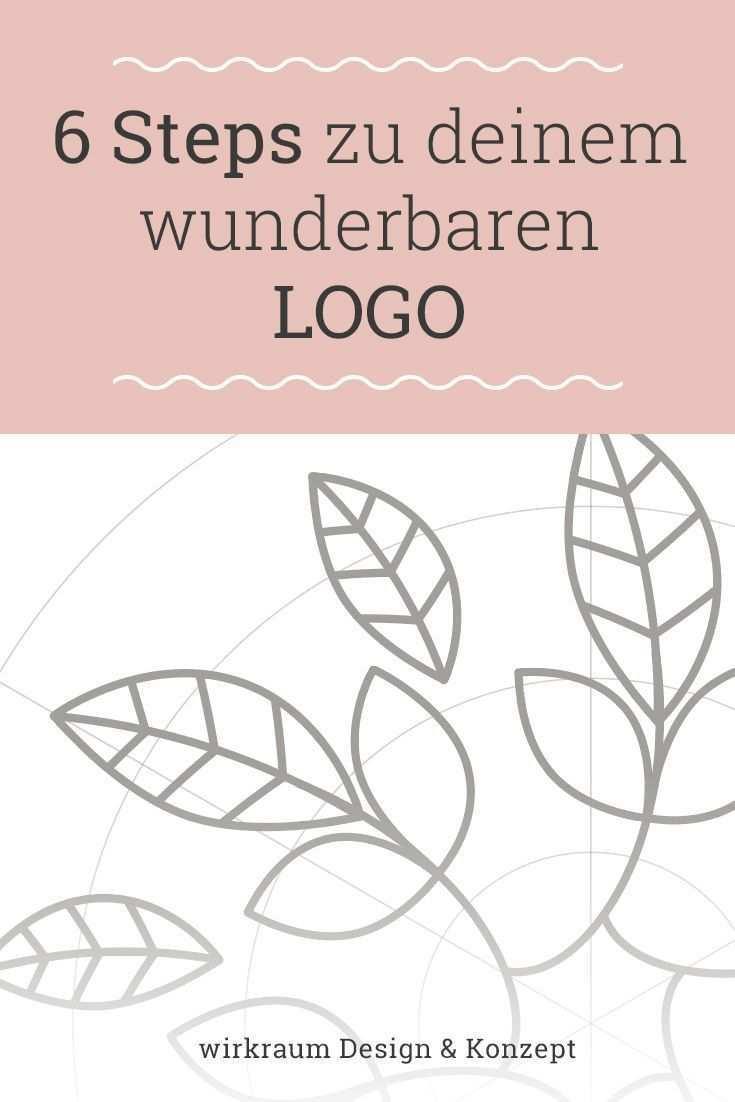 6 Schritte Zu Deinem Unverwechselbaren Logo Visitenkarten Kreativ Visitenkarten Kostenlos Logo Entwerfen