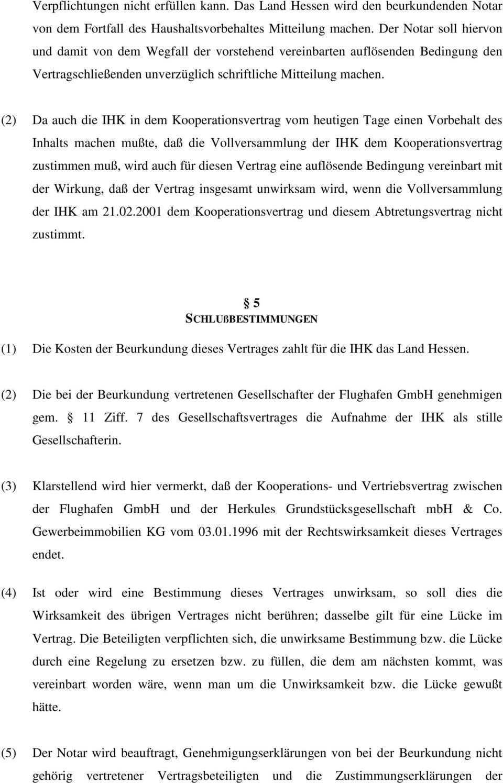 Vertrag Zur Ubertragung Einer Stillen Beteiligung Pdf Kostenfreier Download