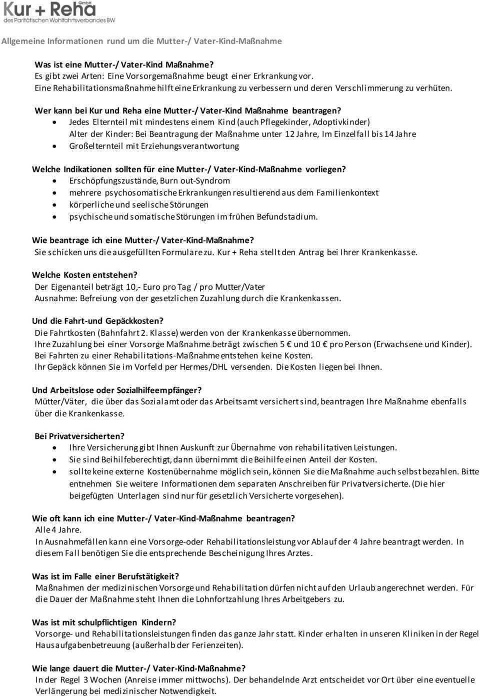 Bitte Den Antrag Im Original An Kur Und Reha Beratungsteam Eggstr Freiburg Pdf Free Download