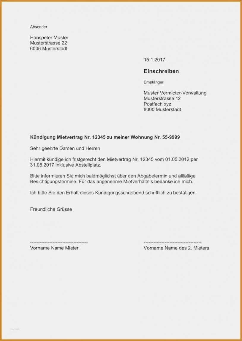Frisch Otelo Kundigung Vorlage Wohnungskundigung Vorlagen Lebenslauf Lebenslauf