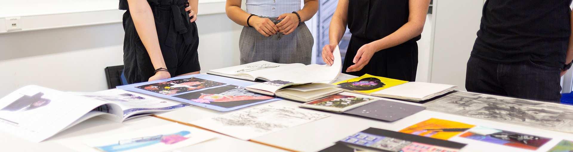 Erfolgreiche Bewerbung Fur Ein Kunststudium Mappenvorbereitung