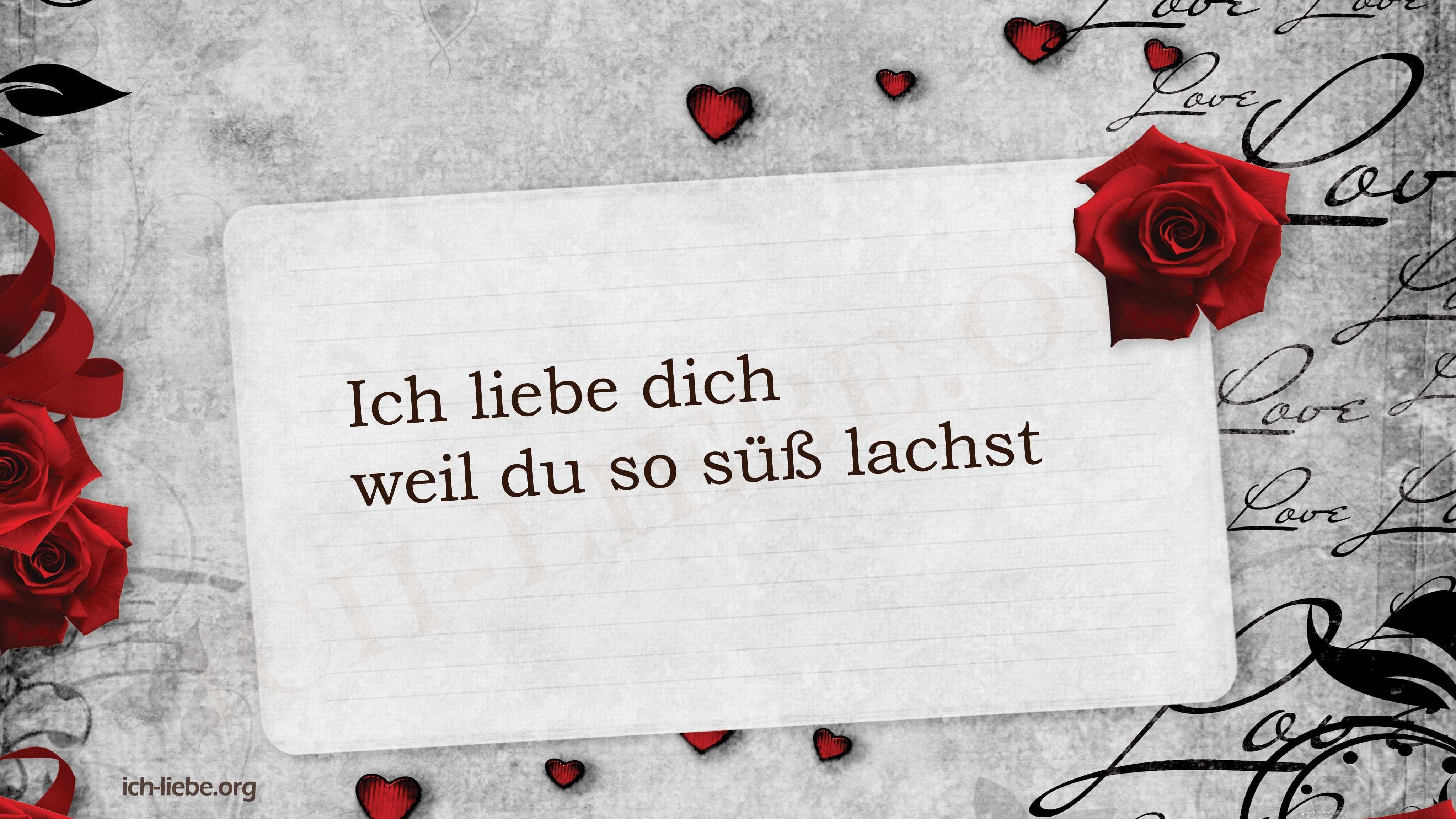 Grunde Ich Liebe Dich Weil Kostenlose Liebesbilder Liebe Bilder Liebe Liebesbild