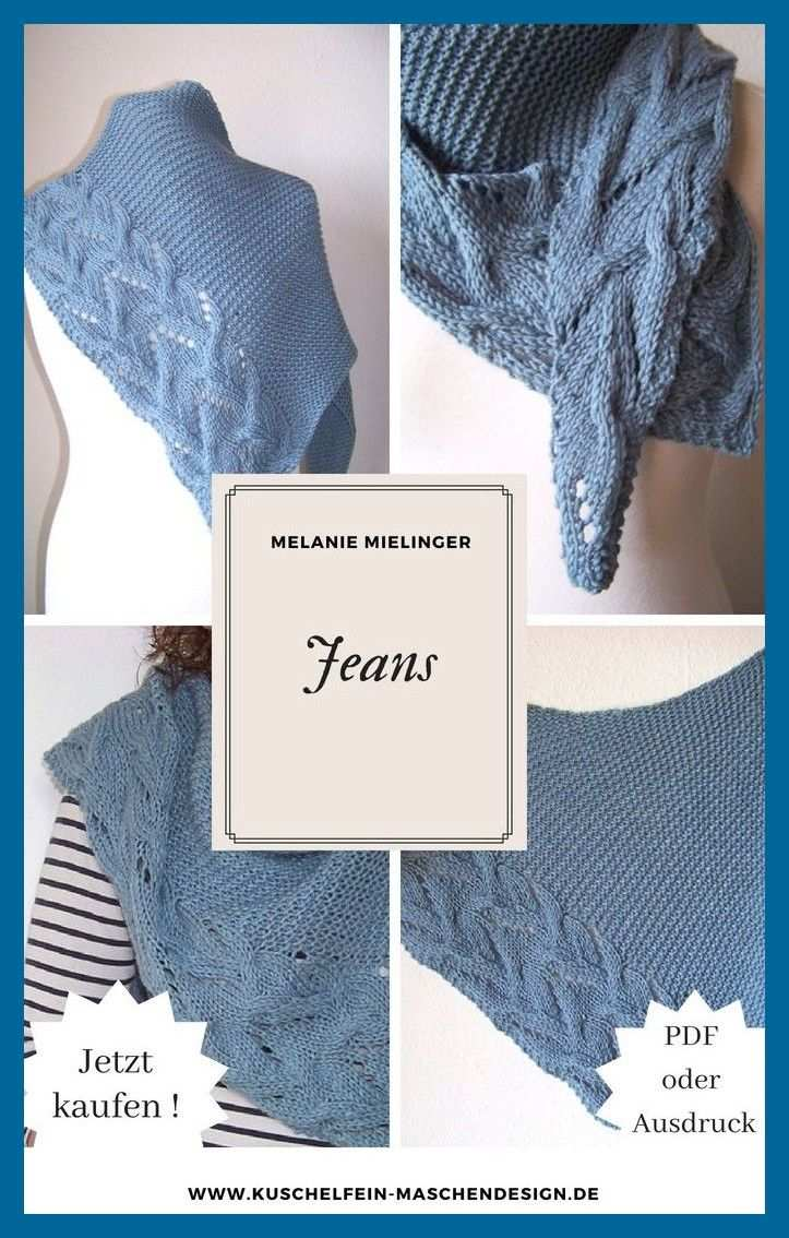Strickanleitung Jeans Von 45df15196d83a1 Knit Scarf Knitting Socks Lace Shorts