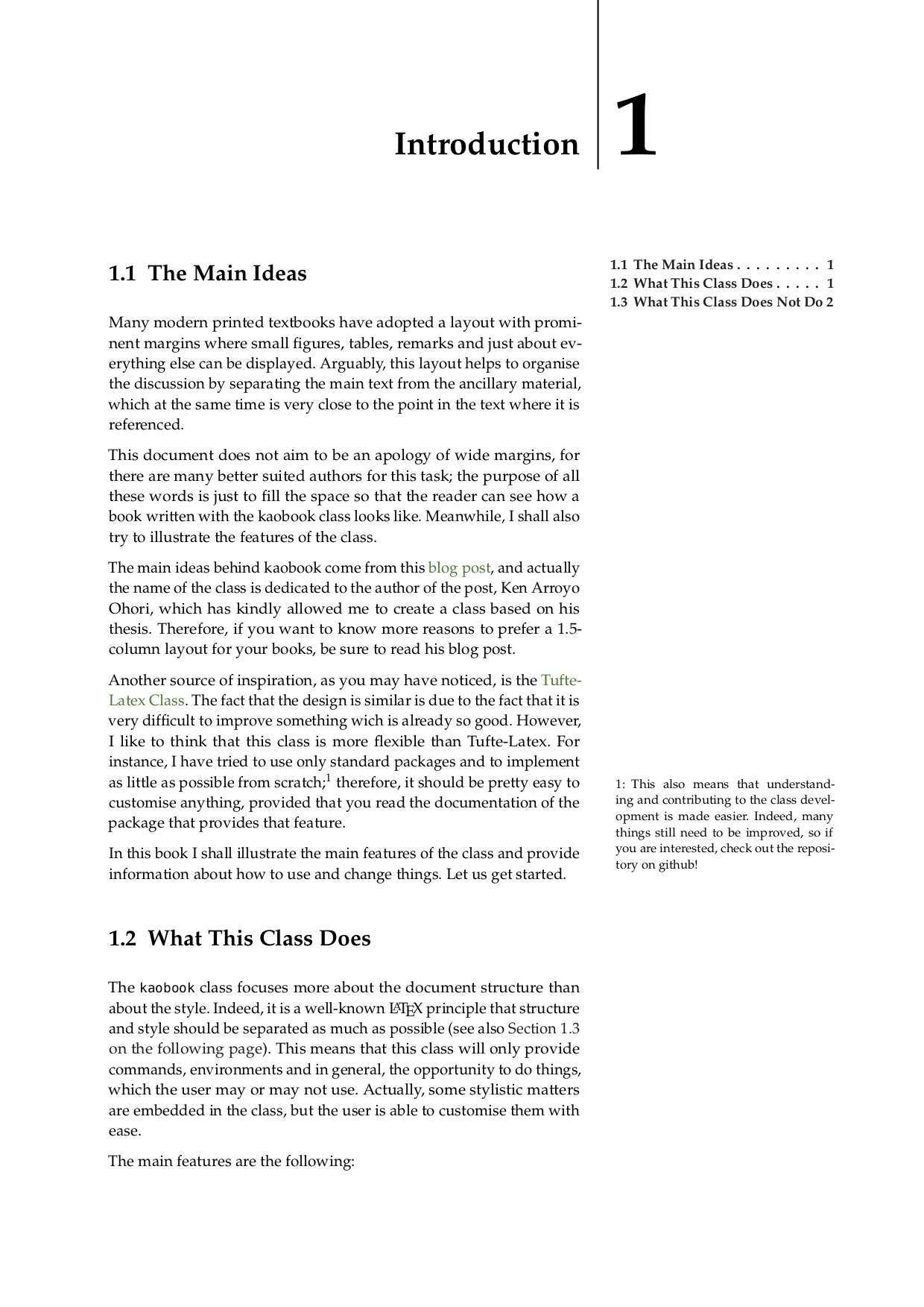 Latex Templates Theses