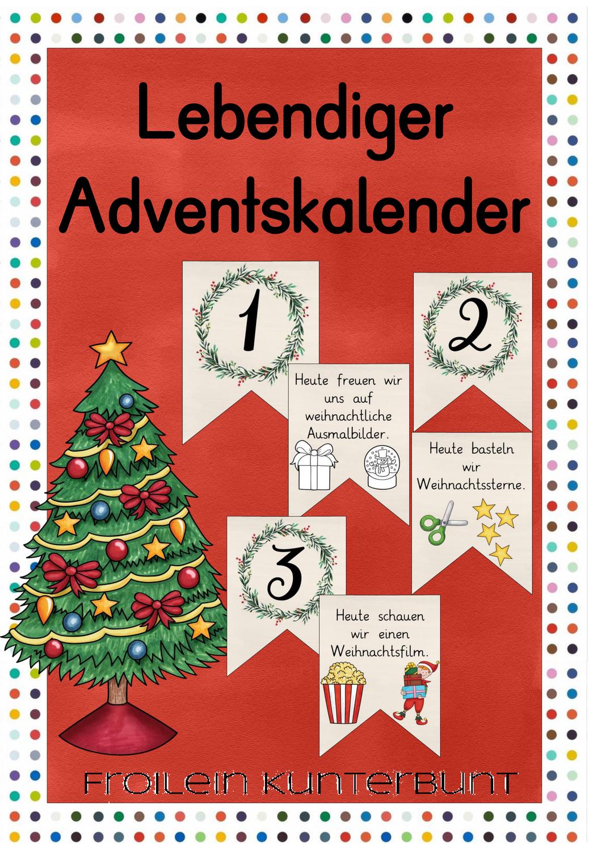Lebendiger Adventskalender Lebendiger Adventskalender Adventkalender Adventskalender