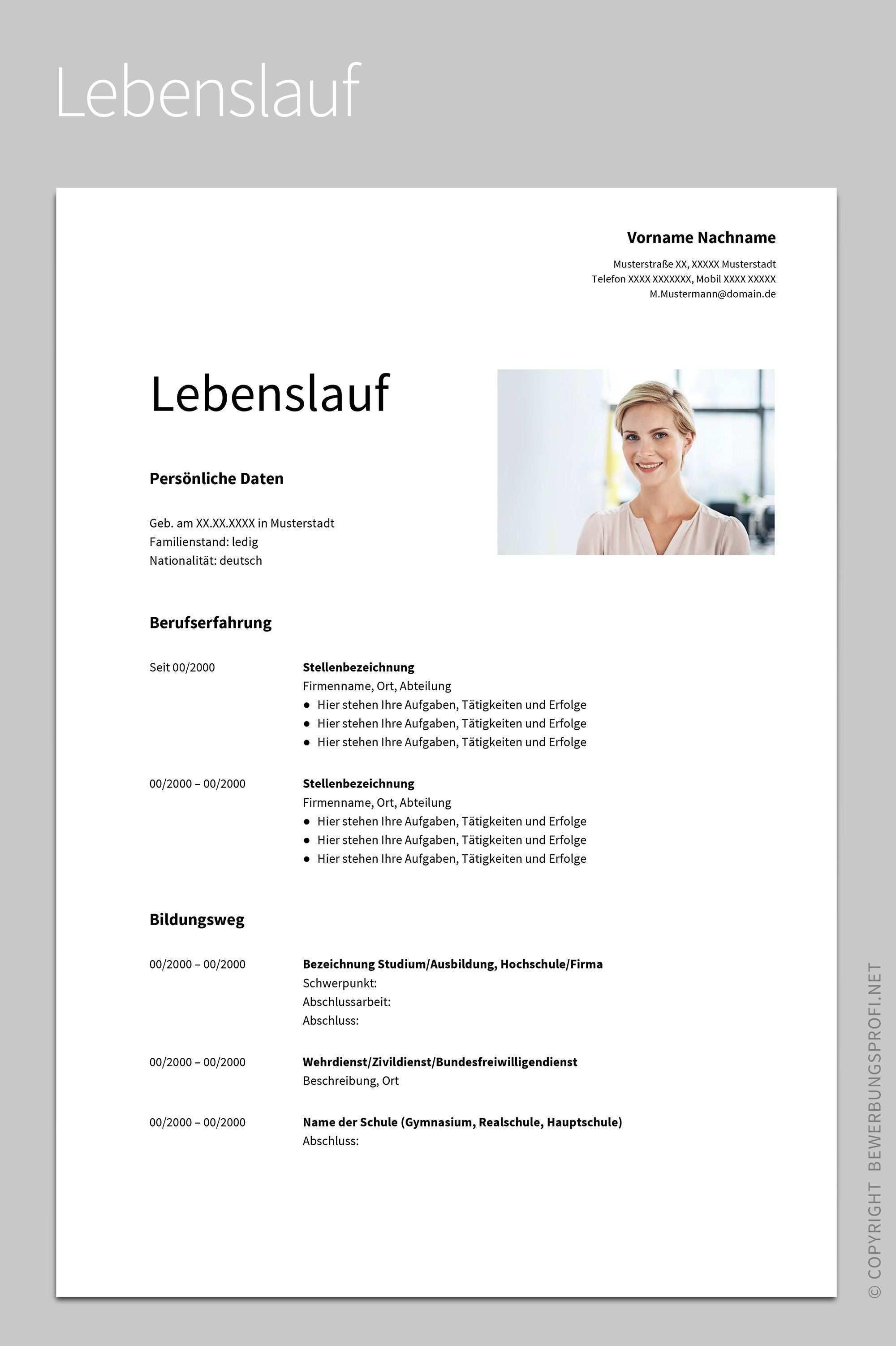 Lebenslauf 1 Albus Lebenslauf Lebenslauf Design Lebenslauf Design Vorlage