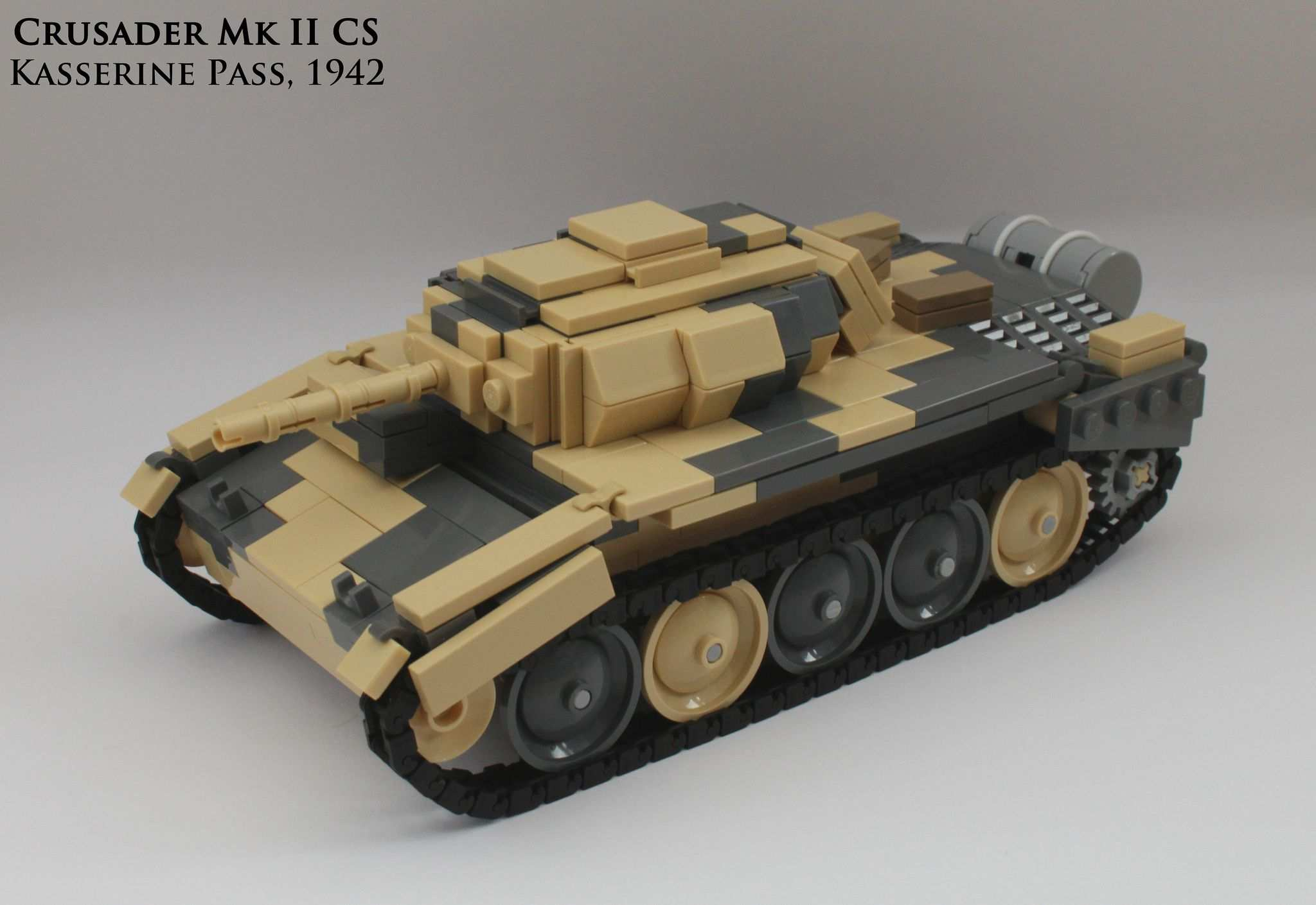 Crusader Mk Ii Cs Lego Military Lego Army Cool Lego Creations