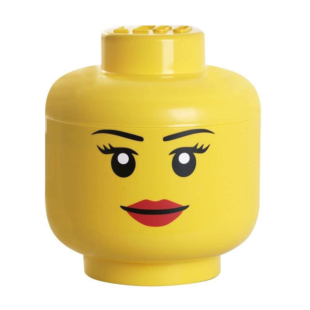Storage Head Stapelbare Lego Box Lego Sets Lego Aufbewahrungsbox Aufbewahrungsbox