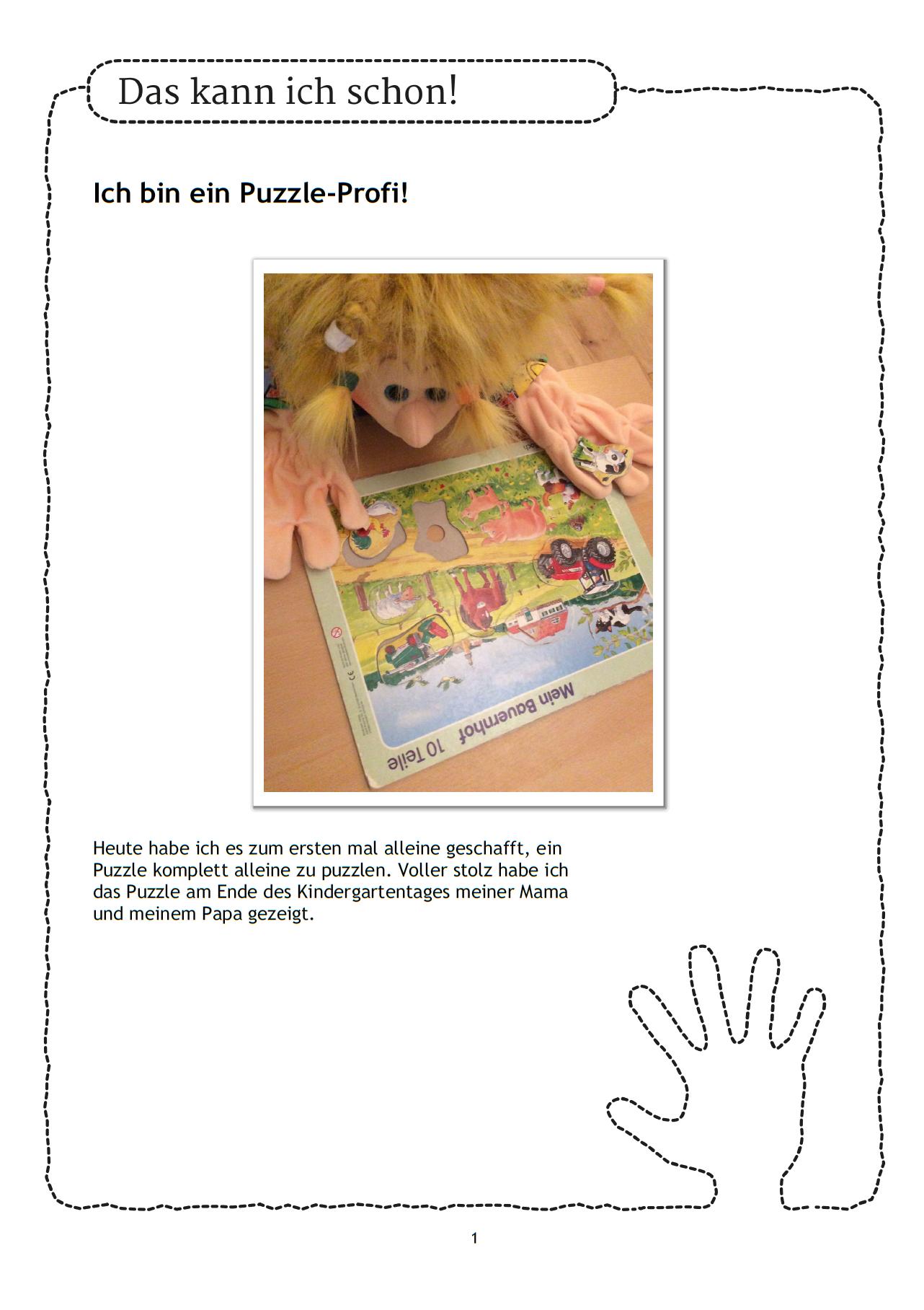 Viele Kinder Puzzeln Gern Sie Sind Stolz Darauf Wenn Sie Ganz Alleine Ein Puzzel Geschafft Haben Wie Schon Ist Es J Entwicklung Kleinkind Puzzel Kinder Tag