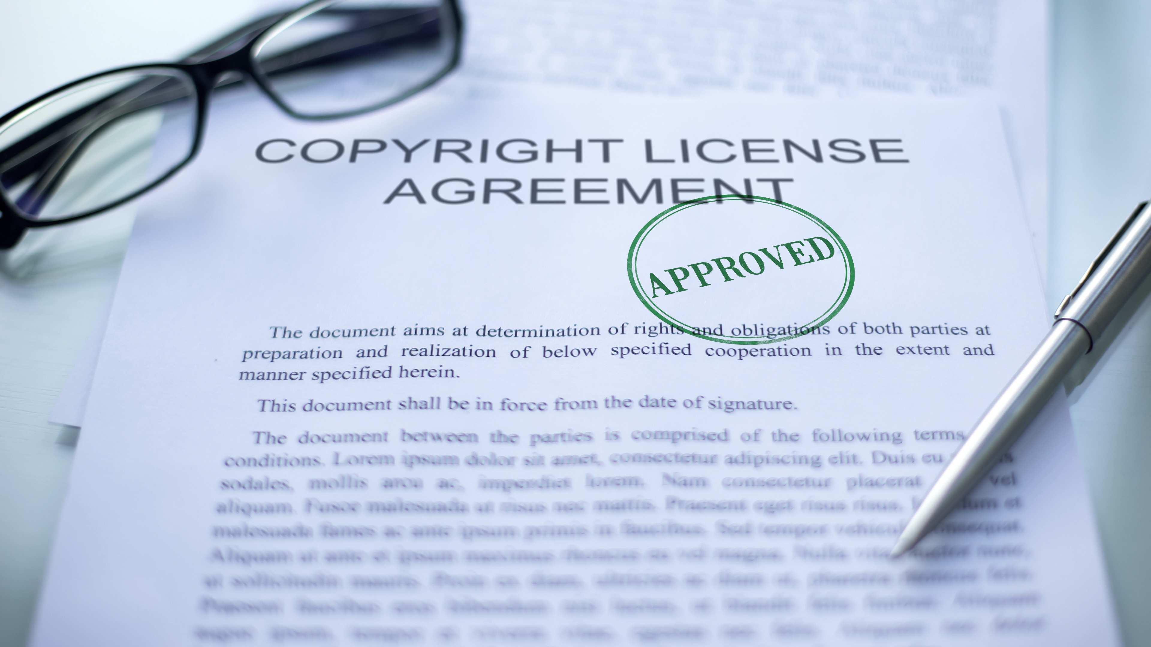 10 Punkte Die In Jeden Lizenzvertrag Gehoren Die E Commerce Anwalte