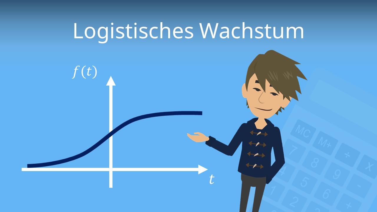 Logistisches Wachstum Definition Und Beispiele Mit Video