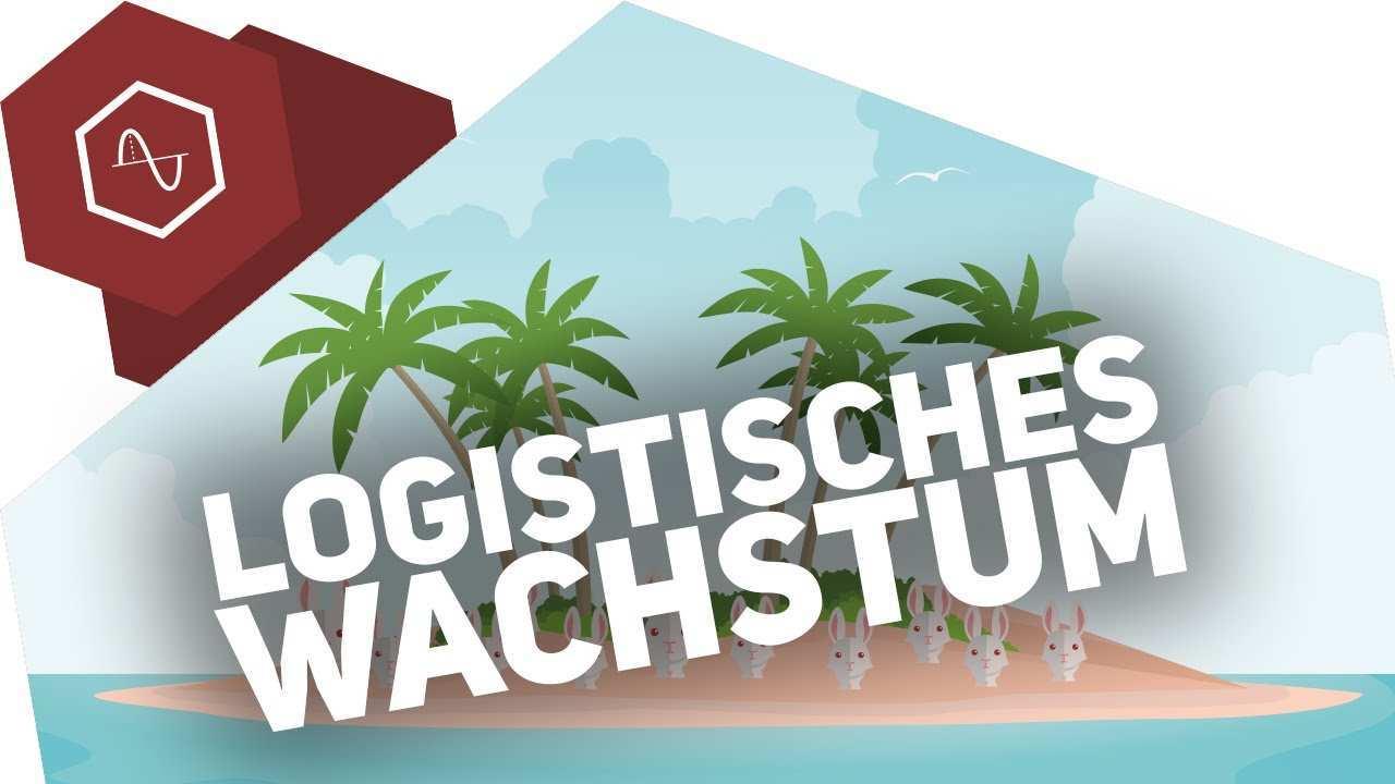 Logistisches Wachstum Einfach Erklart Gehe Auf Simpleclub De Go Werde Einserschuler Youtube