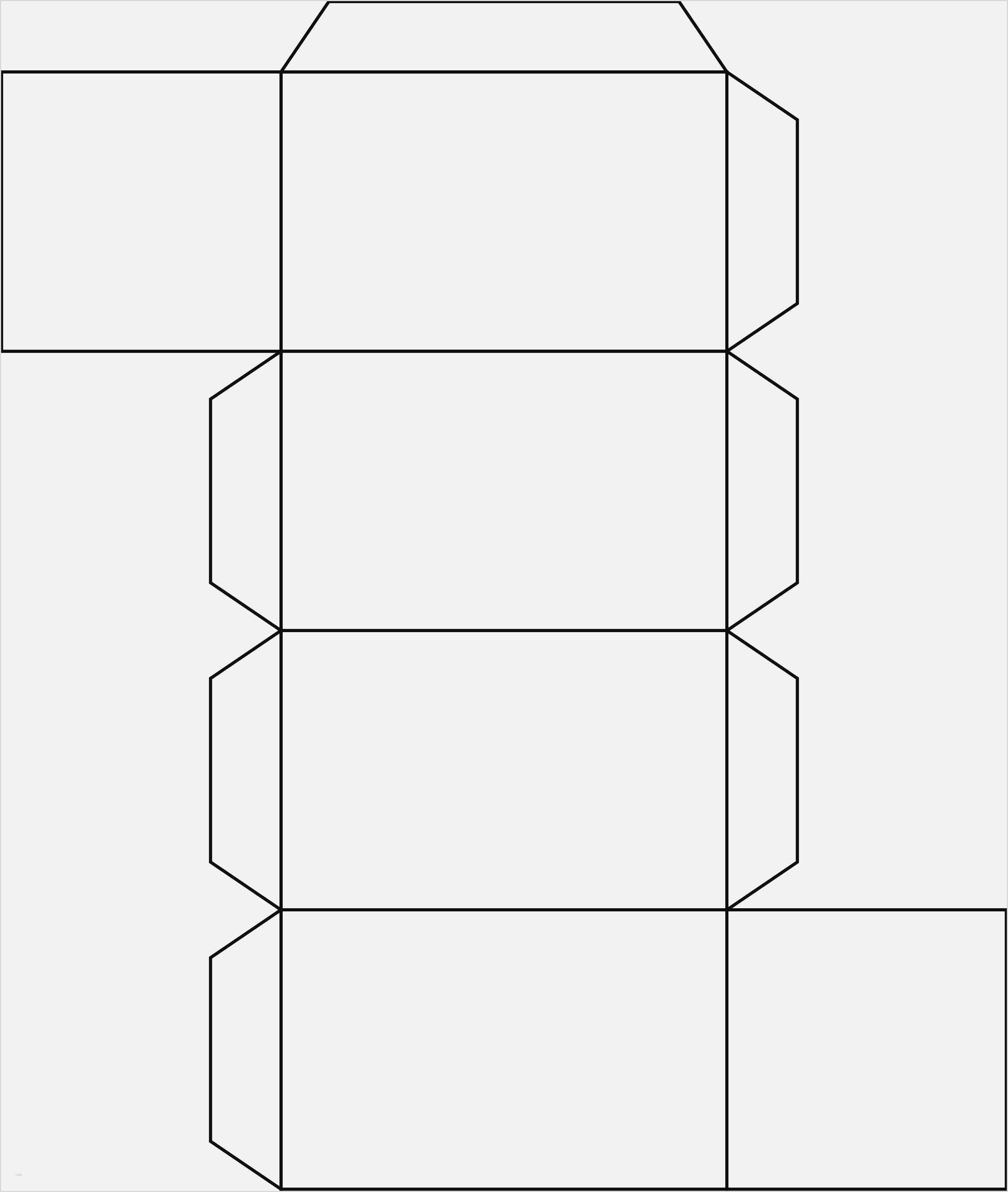Schachtel Basteln Vorlage Erstaunlich Haus Falten Mit Rechteckige For Schachtel Basteln Basteln Mit Papier Falten Karton Basteln