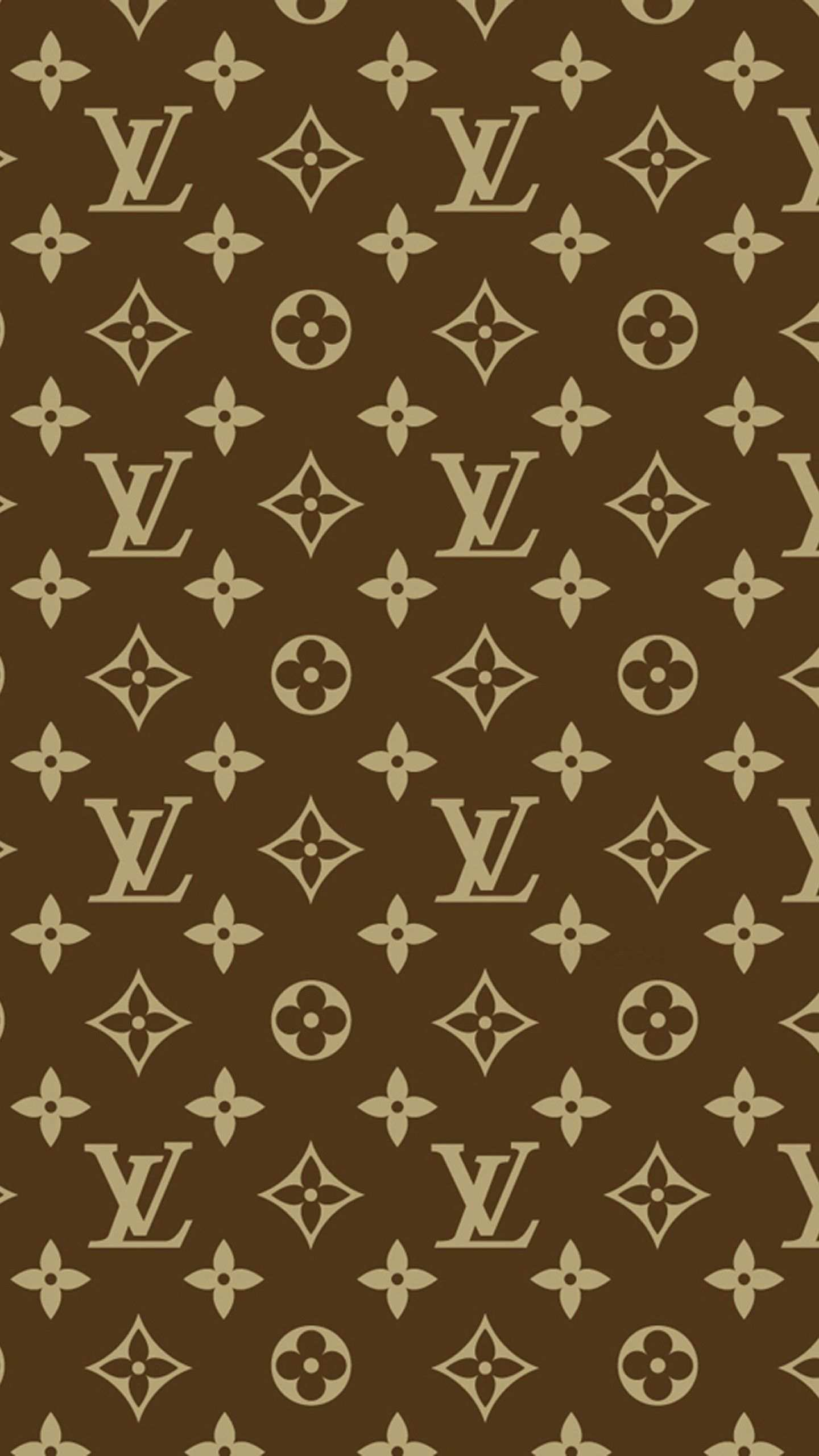 1440x2560 Louis Vuitton Brown Galaxy Note 4 Wallpapers Hintergrundbilder Iphone Hintergrund Iphone Hintergrundbilder