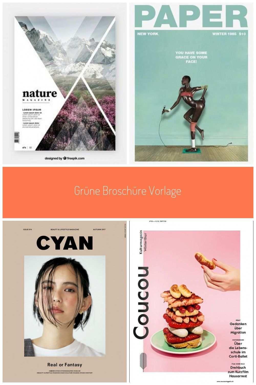 Grune Broschure Vorlage Broschure Grune Vorlage Magazin Cover Grune Broschure Vorlage Broschure Vorlage New York Winter Broschure