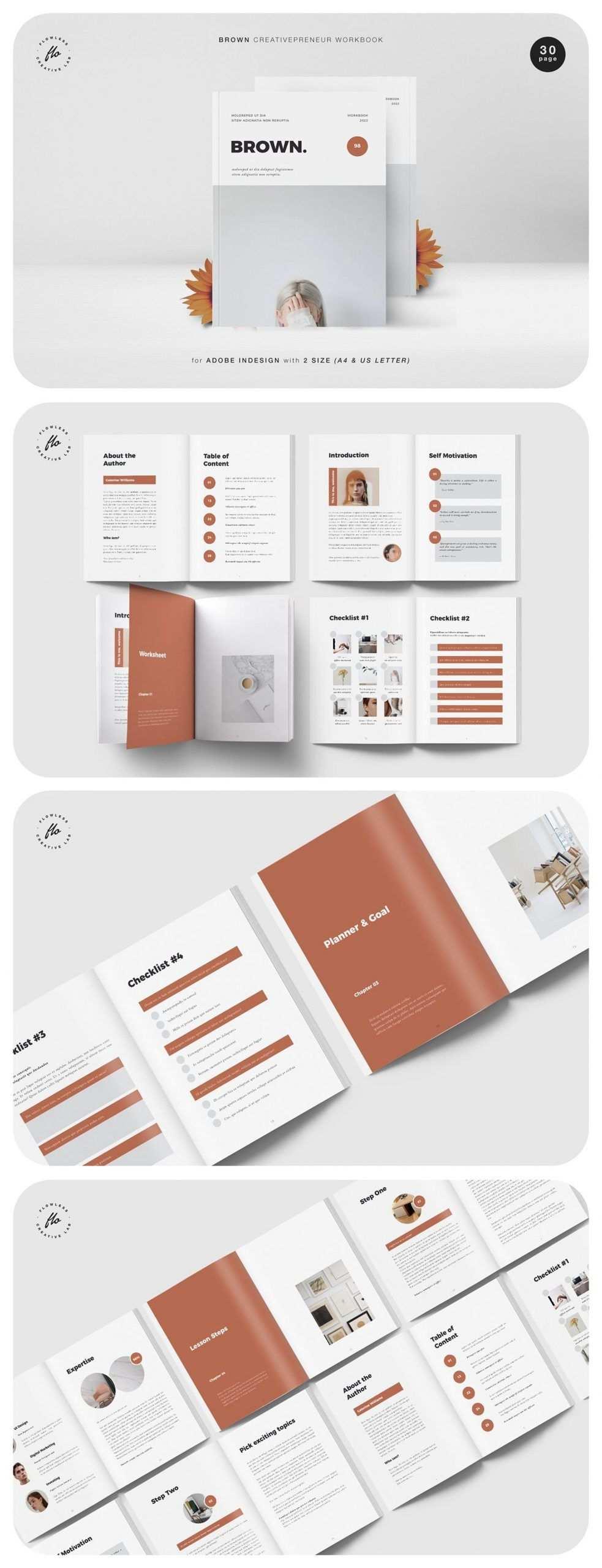Grafikdesign Minimalistischer Katalog Lookbook Vorlagen Broschuren Design Vorlagen Magazin Layouts En 2020 Brochure Creativos Agencia De Publicidad Diseno Editorial