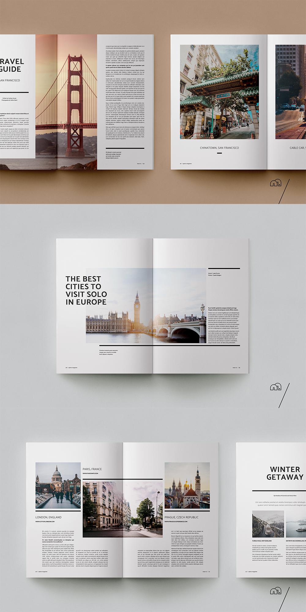 Xplore Travel Magazine In 2020 Travel Magazine Layout Magazine Layout Inspiration Magazine Layout Design