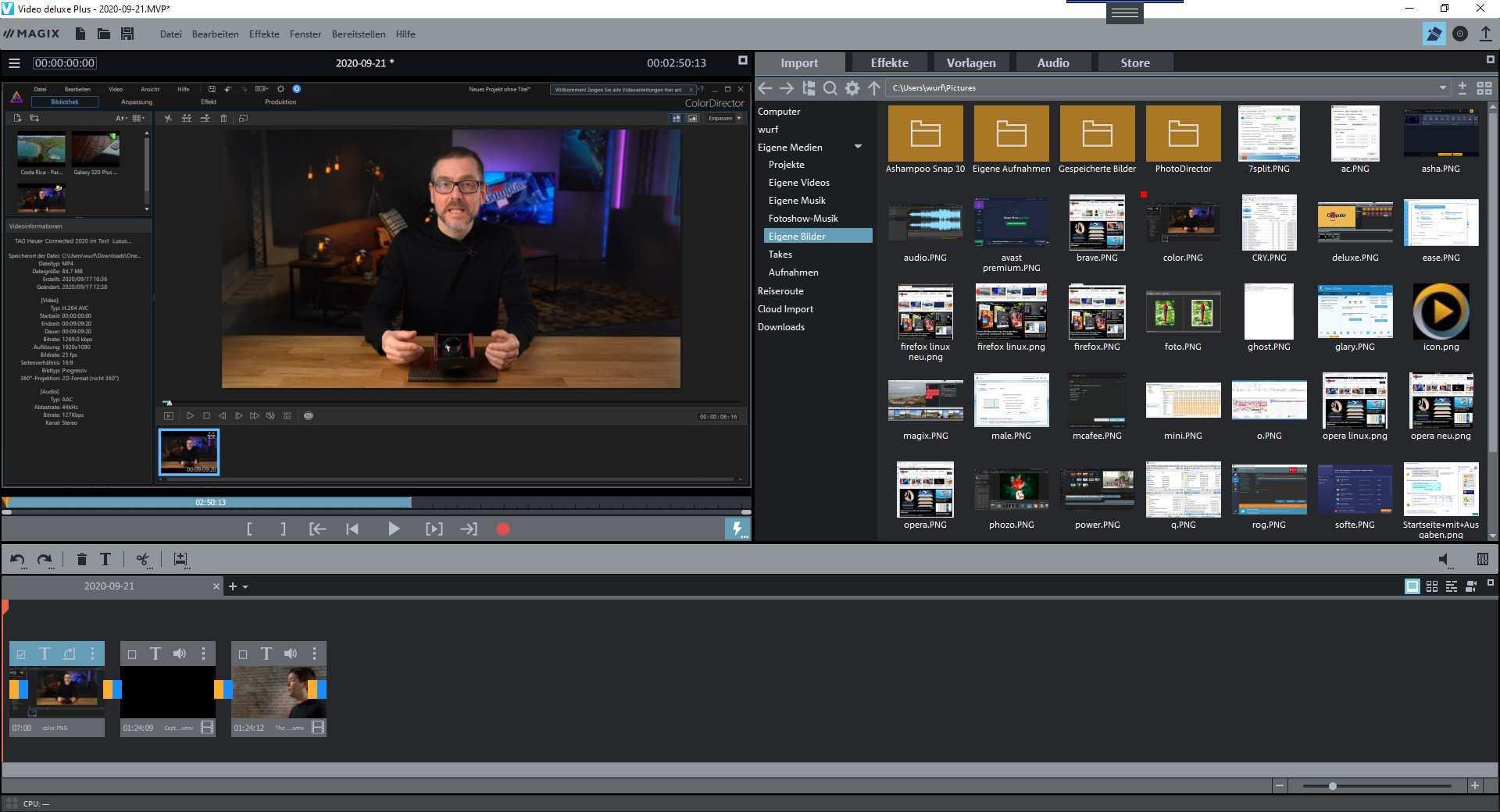 Magix Video Deluxe Plus 2021 Download Computer Bild
