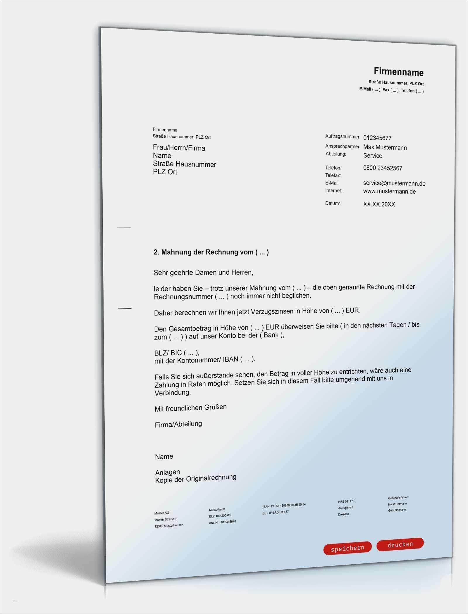 35 Genial Zweite Mahnung Vorlage Galerie Vorlagen Word Vorlagen Lebenslauf Vorlagen Word