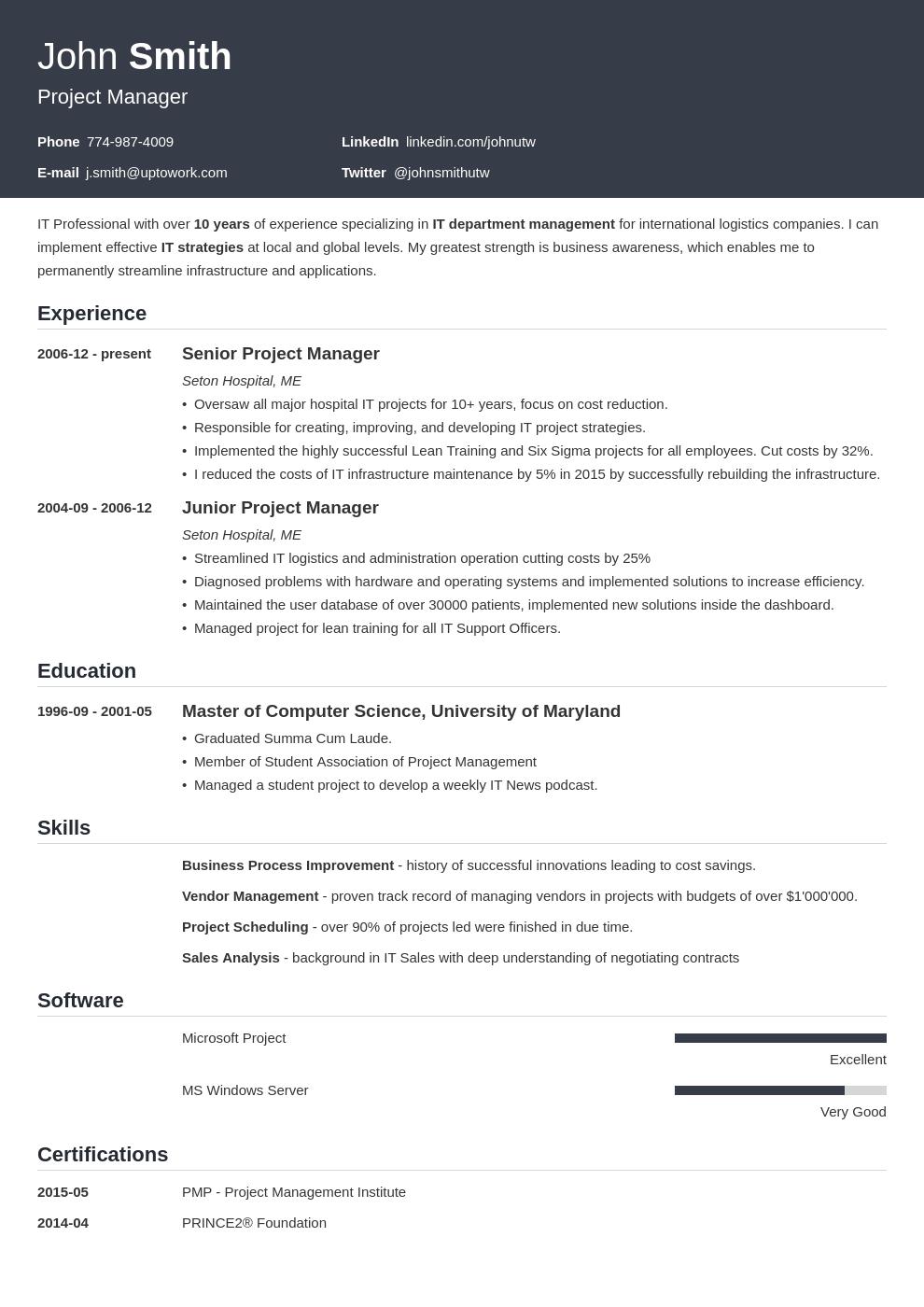 Resume Format Uptowork Vorlagen Lebenslauf Lebenslaufvorlage Kostenlos Lebenslauf Beispiele