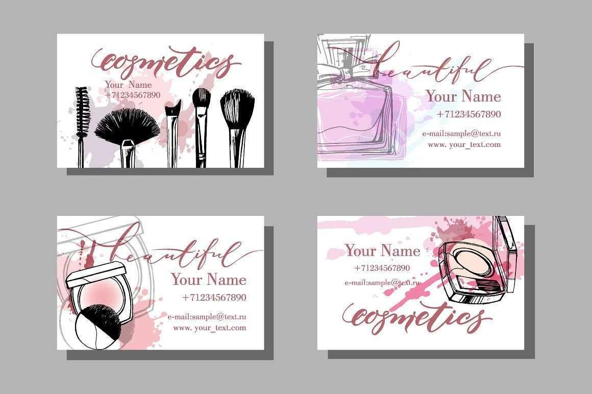 Templates Makeup Business Card Makeup Artist Business Cards Design Makeup Artist Business Cards Makeup Business Cards