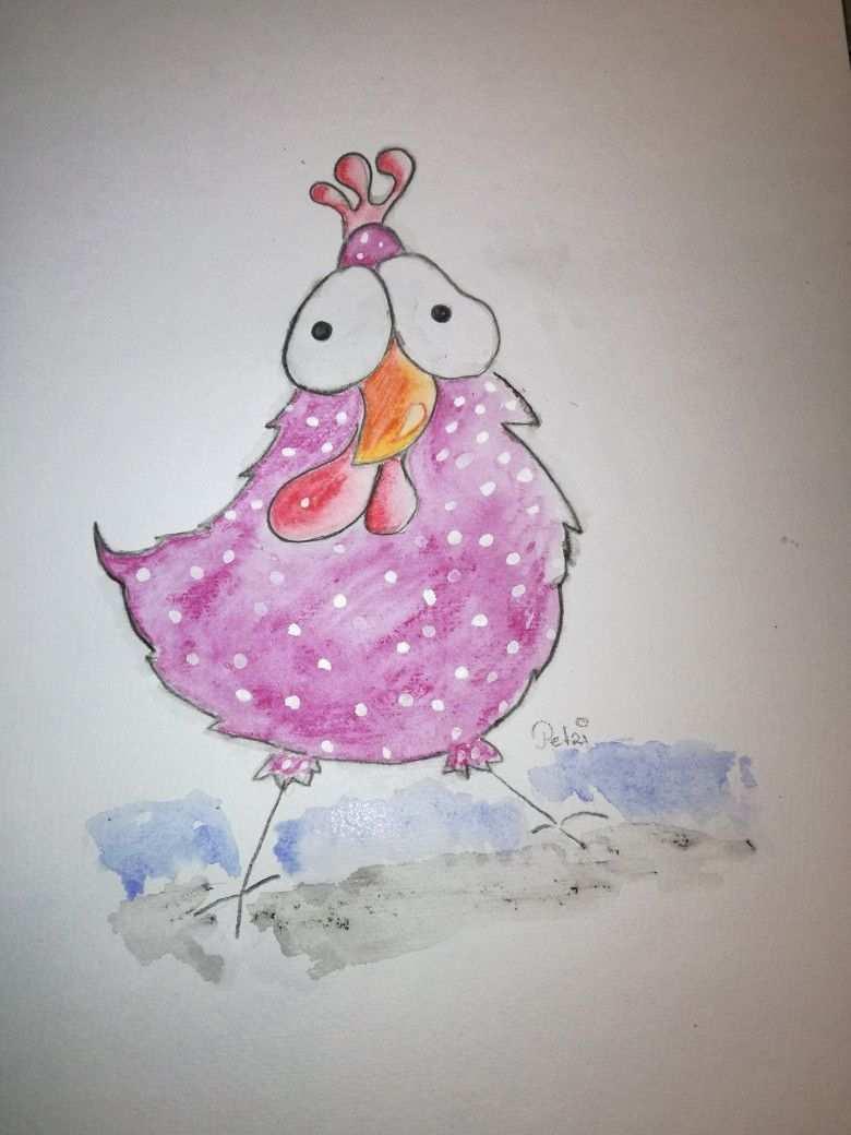 Malerei In 2020 Skurrile Kunst Geschmolzene Wachsmalkunst Vogel Kunst