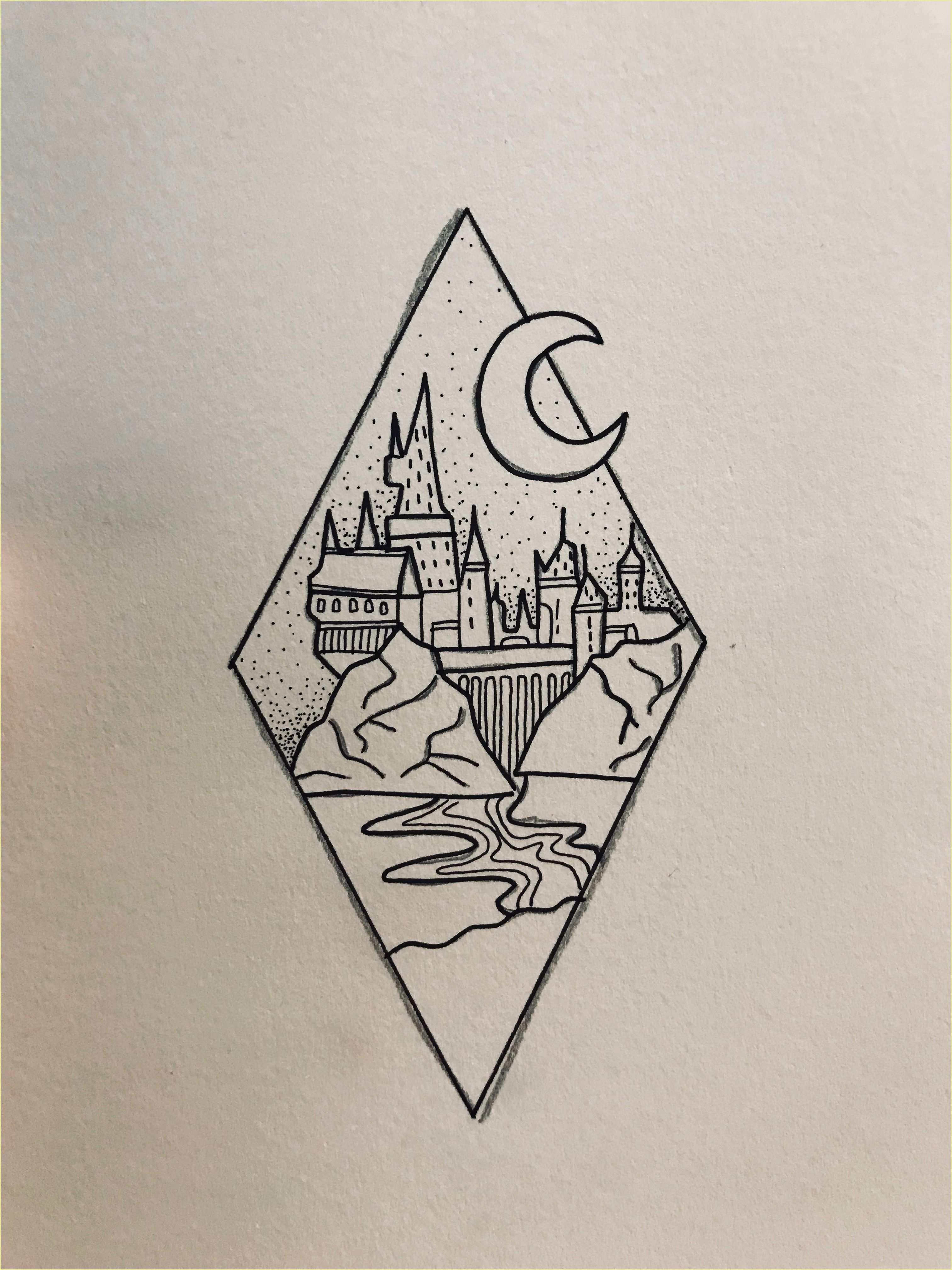 19 Tattoo Vorlagen Pinterest In 2020 Bleistiftzeichnungen Harry Potter Tattoos Zeichnung Bleistift