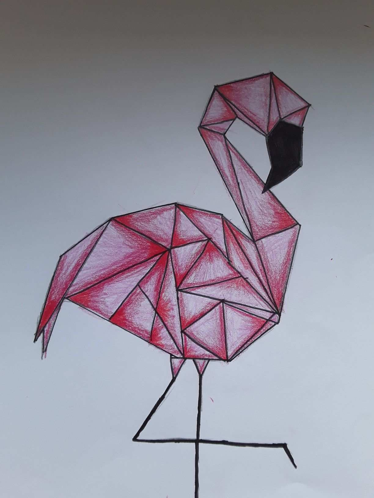Geometrische Form Nach Gemalt Motive Zum Zeichnen Zeichnen Lernen Mit Bleistift Malen Und Zeichnen