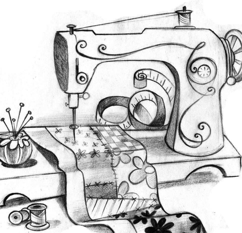 Pin Von June Glombicki Auf Arte Nahen Kunst Nahmaschinen Tattoo Vintage Nahmaschinen