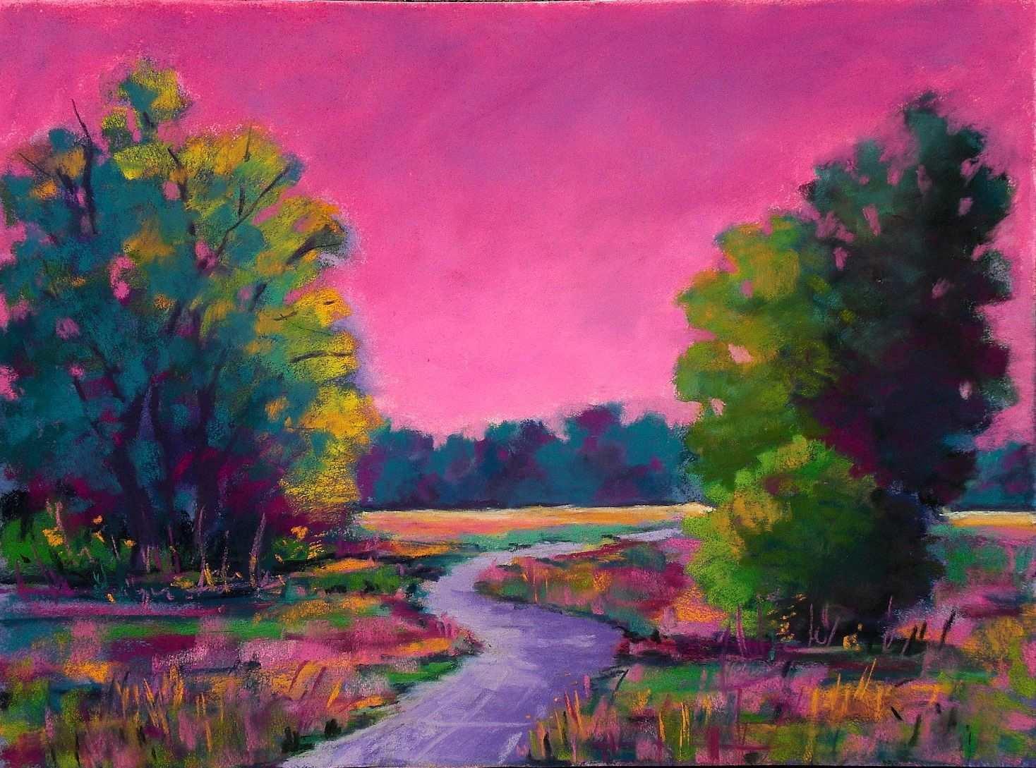 Mit Den Soft Pastellkreiden Male Ich Am Liebsten Stimmungsvolle Landschaften Und Wolkenformationen Es Ist Immer Ein Pastell Kreide Pastell Pastellkreide Kunst