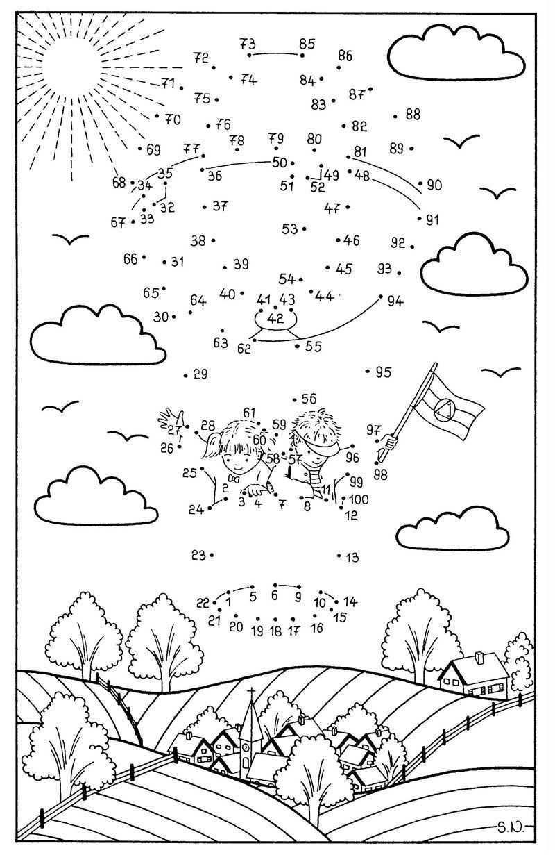 Ausmalbild Malen Nach Zahlen Malen Nach Zahlen Kinder Im Fesselballon Kostenlos Ausdruc Malen Nach Zahlen Malen Nach Zahlen Kinder Malen Nach Zahlen Vorlagen