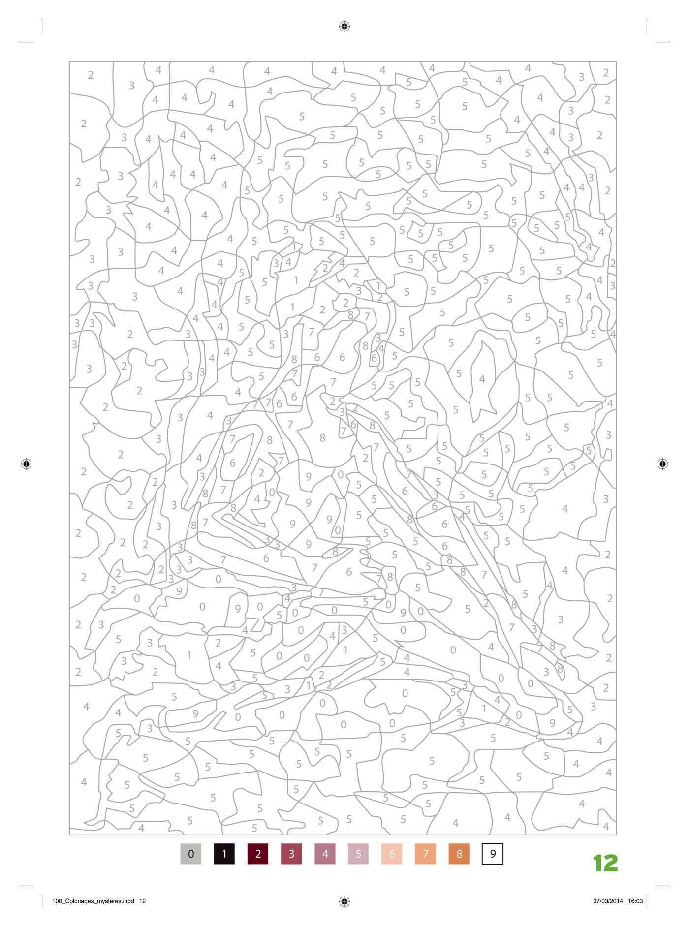 100 Coloriages Mysteres Amazon De Jeremy Mariez Fremdsprachige Bucher Mandala Malvorlagen Malen Nach Zahlen Malen Nach Zahlen Vorlagen