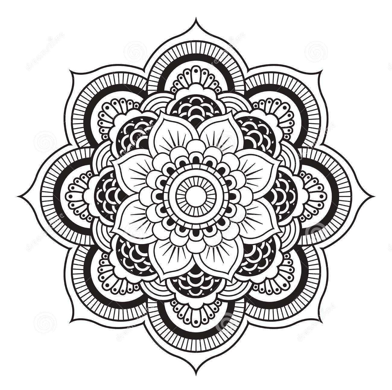 Resultado De Imagem Para Mandalas Mit Bildern Mandala Zum Ausdrucken Mandala Vorlagen Mandala Tattoo Vorlagen