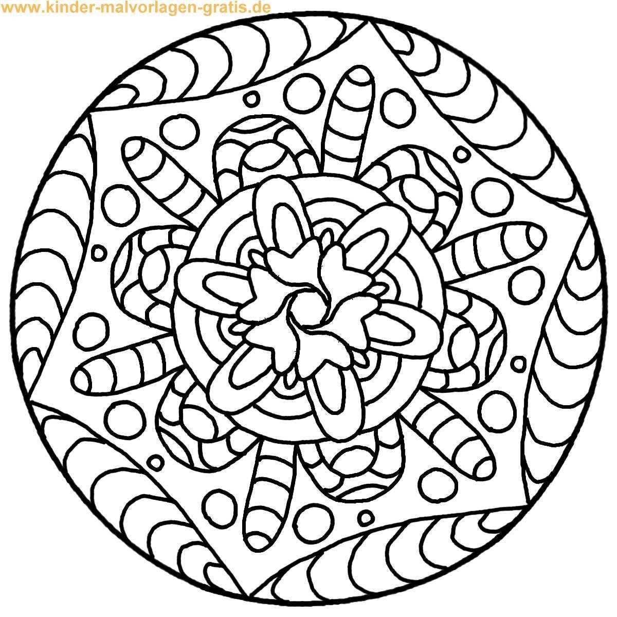 Mandalas Mandalas Zum Ausdrucken Mandalas Zum Ausmalen Kostenlose Mandalas Mandala Coloring Pages Mandala Coloring Coloring Pages For Girls