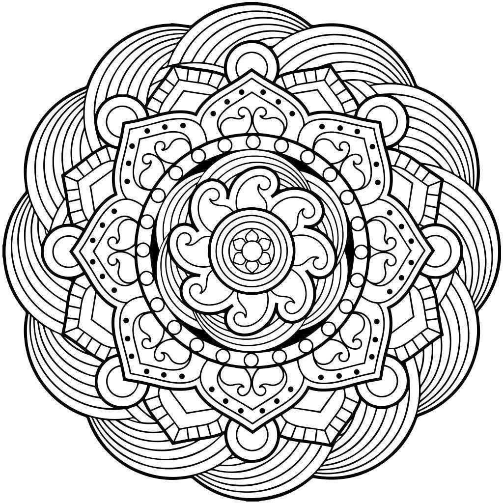 Mandala Coloring Pages Mandala Coloring Pages Coloring Book Pages Mandala Coloring