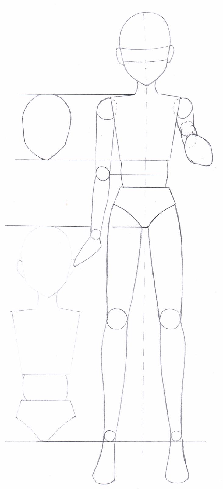 Pin Auf How To Draw People Manga And Anime