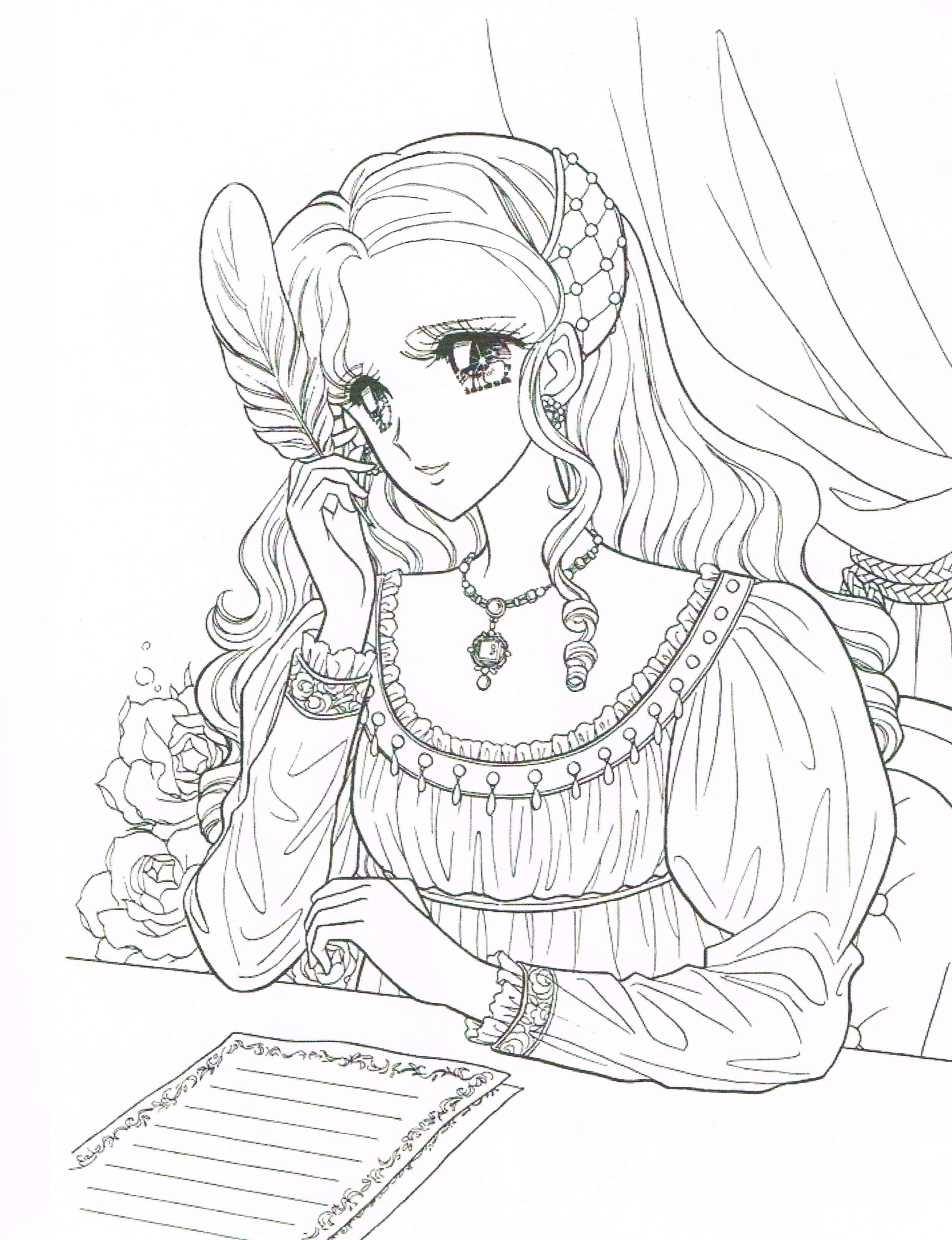 manga vorlagen zum zeichnen