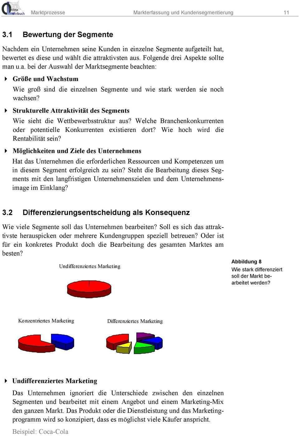 Marktprozesse Markterfassung Und Kundensegmentierung Kundenmanagement Kapitel 2 Pdf Free Download