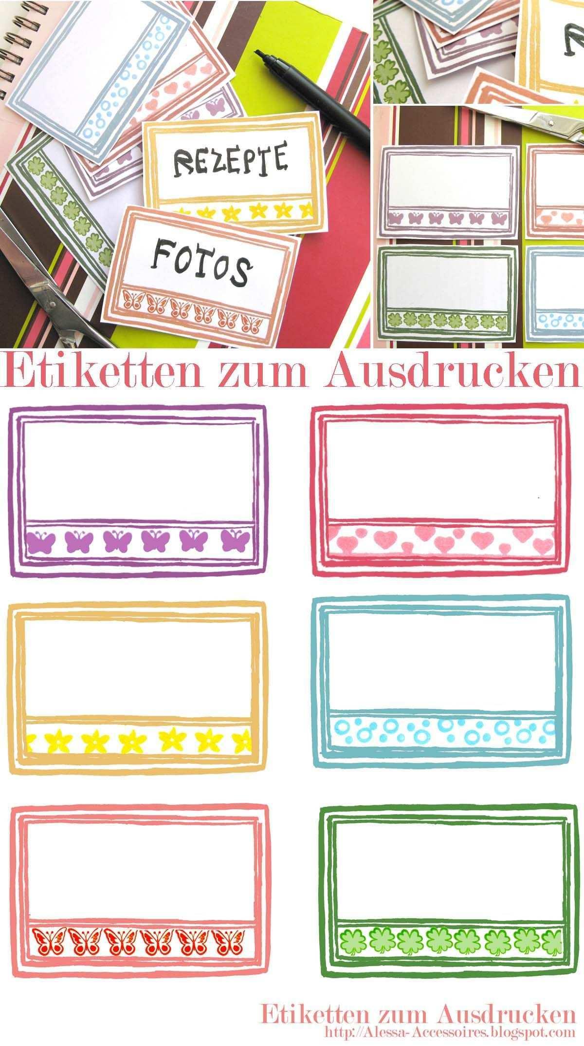 Freebie Etiketten Zum Ausdrucken Handmade Kultur Etiketten Vorlagen Kostenlos Etiketten Erstellen Etiketten Vorlagen