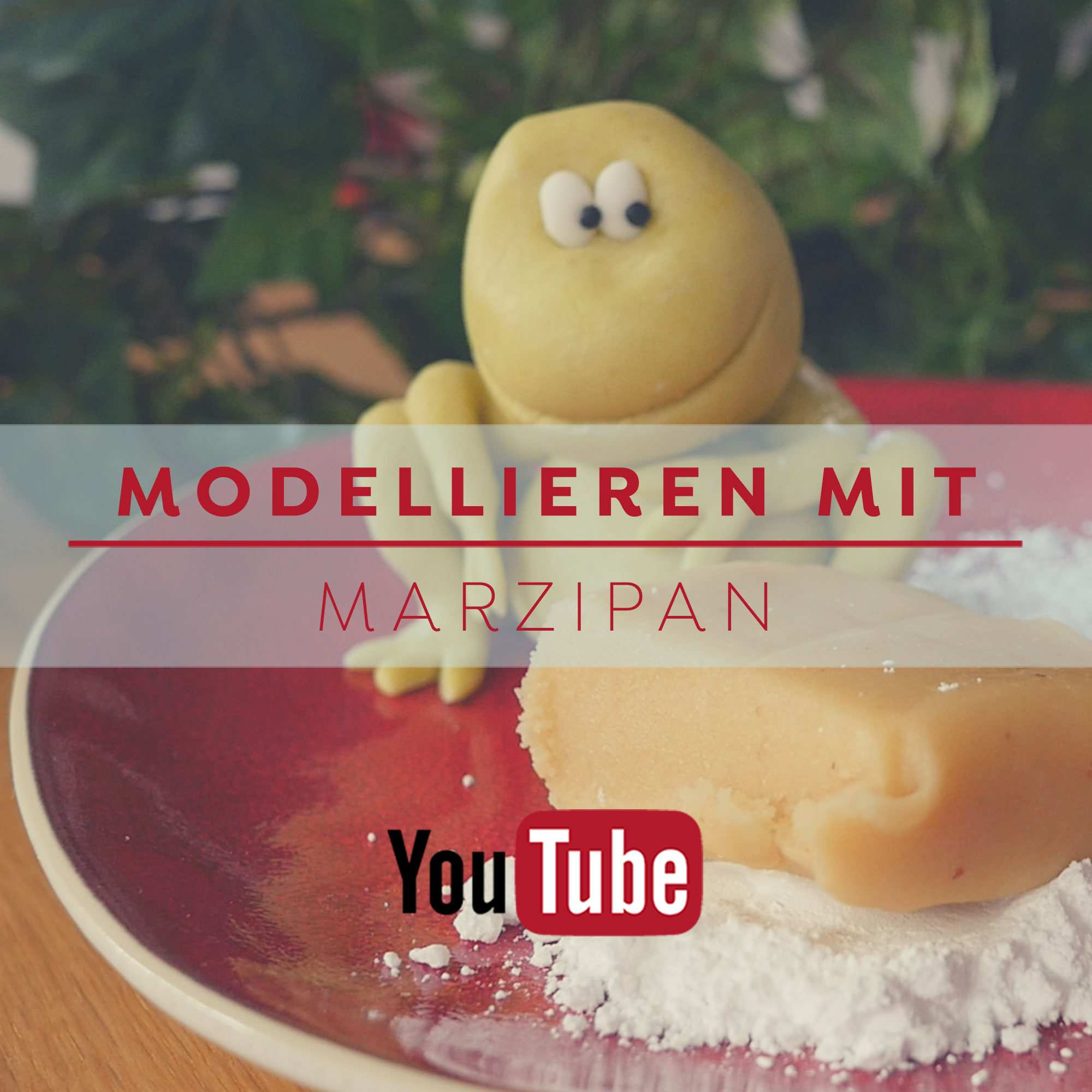 Modellieren Mit Marzipan Betty S Sugar Dreams