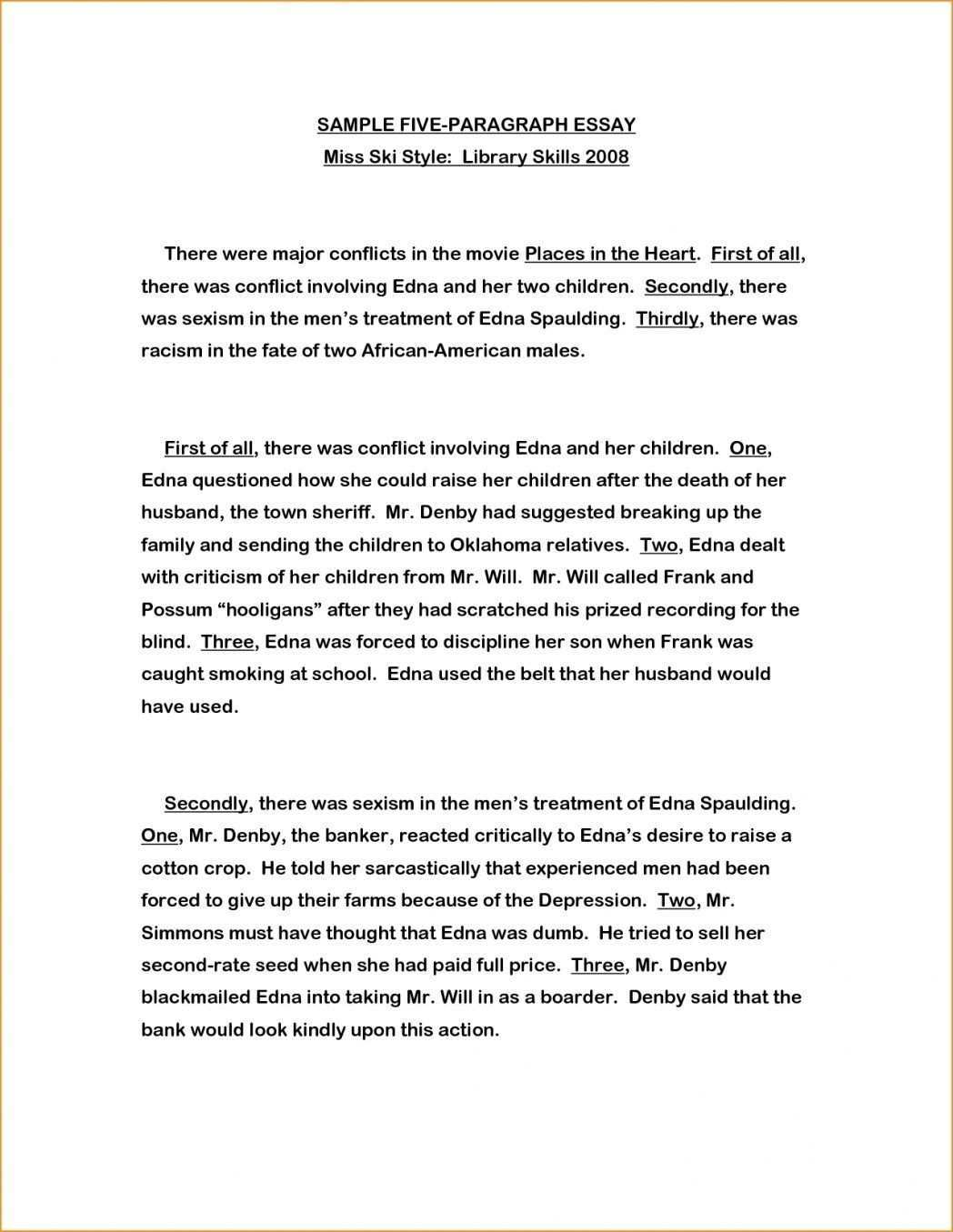 3 Paragraph Essay Example Elementary Writings And Essays Corner With 3 Paragraph Essay Example For Kids 201820003 Essay Examples Paragraph Essay Essay