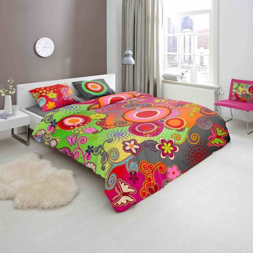 Hip Baumwolle Bettwasche Farbenfroh Fabulous Bunt Hip Baumwolle Bettwasche Farbenfroh Material 100 Baumwolle Bed Linen Sets King Size Bed Linen Bedding Sets