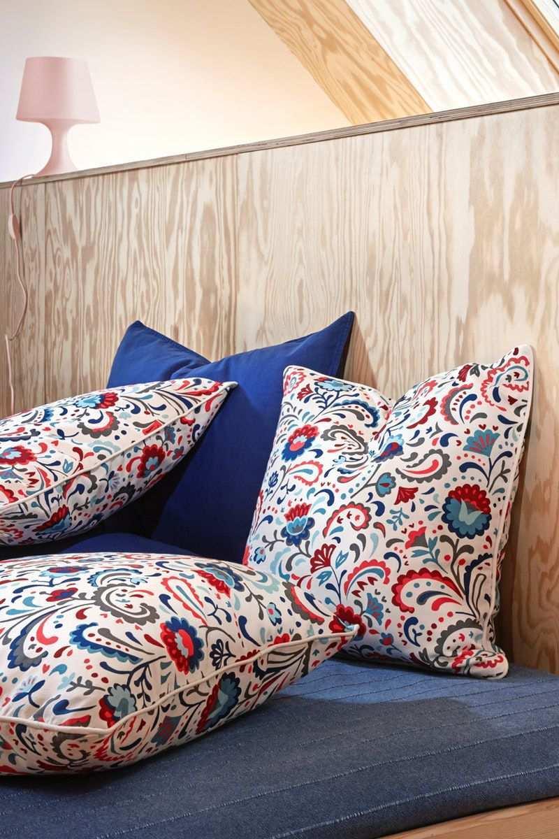 Kissenbezuge In Modernen Und Traditionellen Skandinavischen Mustern Kissenbezug Kissenbezuge Winterdeko Basteln