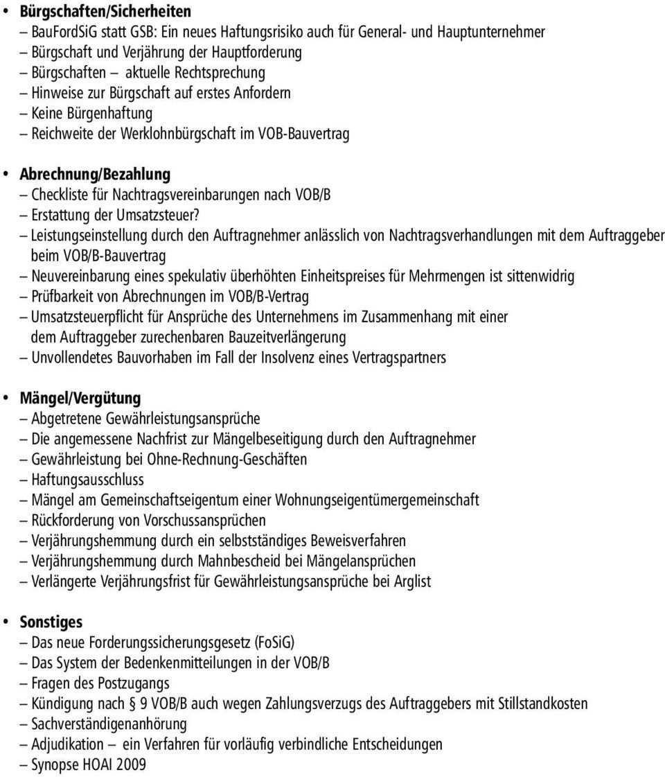 Ubersicht Der Dokumente Bauvertrage Und Baubriefe Auf Cd Rom Pdf Kostenfreier Download