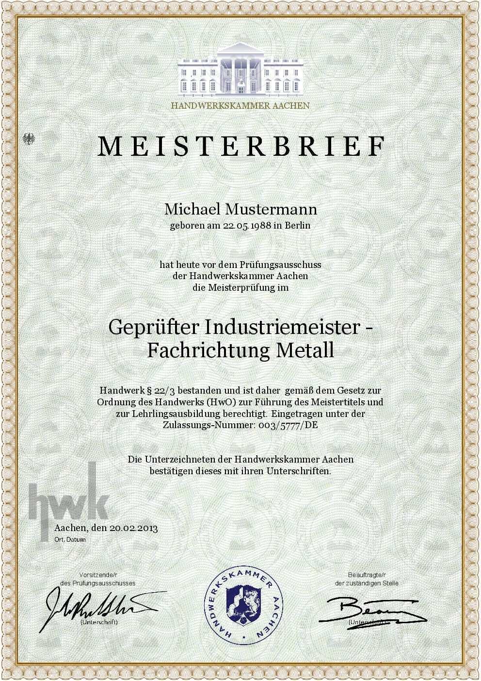 Hwk Meisterbrief Kaufen Hwk Master Urkunde Kaufen Mba Master Kaufen Meistertitel Kaufen Meisterdiplom Kaufen Masterurkunde Ka Meisterbrief Urkunde Meister