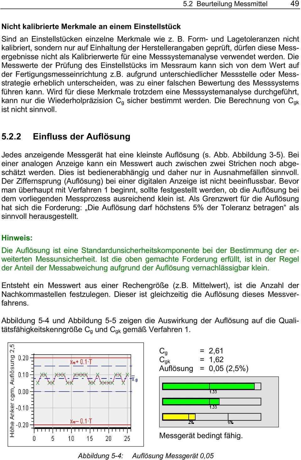 5 Prufmittelfahigkeit Als Eignungsnachweis Fur Messprozesse Pdf Free Download